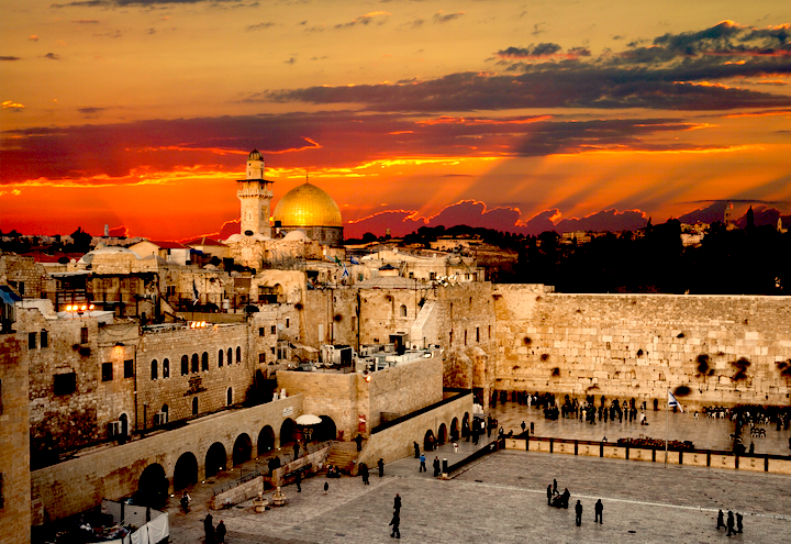 Israel weekly tours